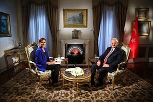 Hande Fırat'ın sorusuna Başbakandan şok yanıt!