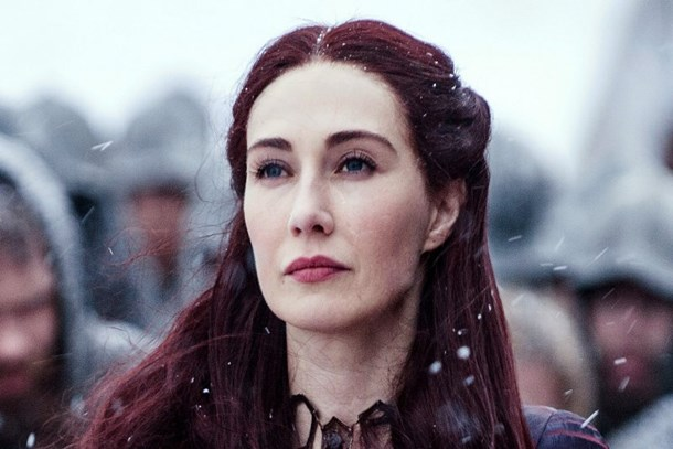 Game of Thrones'un Melisandre'si anne oldu!
