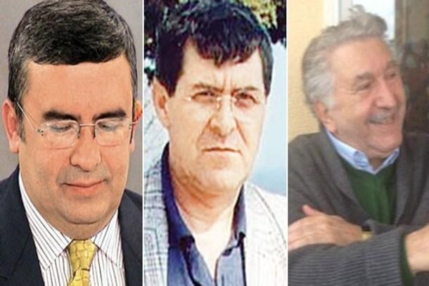 Üç yazarın şüpheli ölümü FETÖ iddianamesinde