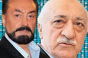 Adnan Oktar'dan Fethullah Gülen'e övgüler
