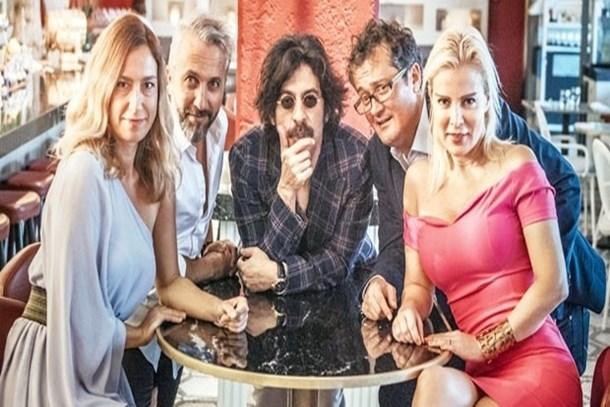 Okan Bayülgen: Yeni talk show kahramanları var; eski albaylar, itirafçılar, pişman FETÖ'cüler...