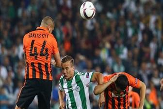 Konyaspor-Shakhtar Donetsk UEFA maçı zirvede! Ana Haberde yarış nasıl bitti?