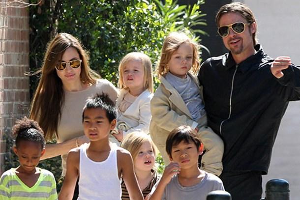 Brad Pitt'e şok üstüne şok! Polis soruşturma başlattı!
