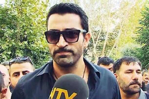 Kenan İmirzalıoğlu yeni filmi için imaj değiştirdi!