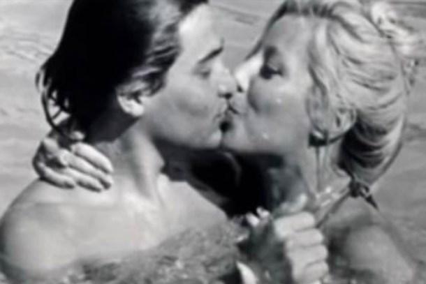 Bülent Ersoy nişanlısıyla dudak dudağa!