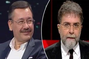 Melih Gökçek'in intikamı fena oldu: Ahmet Hakan neden evlenemiyor?