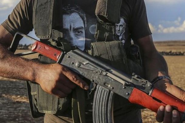 Polat Alemdar 'Fırat Kalkanı Harekatı'nda