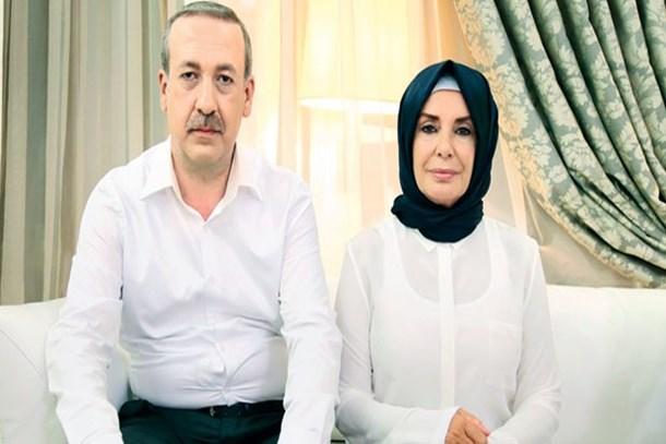 Uyanış filminden ilk kare! İşte beyazperdenin Erdoğan çifti!