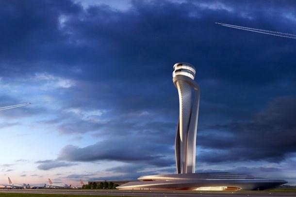 Discovery ve NatGeo 3. Havalimanı'nı belgeselleştirecek!