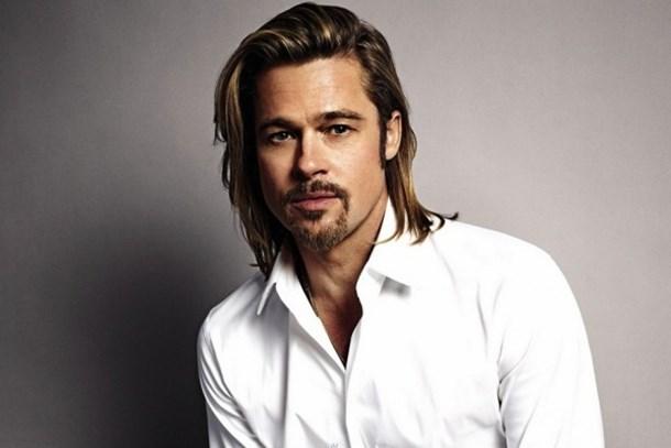 Brad Pitt'e ahlaksız teklif! Sana en iyi 7 cariyeyi vereyim!