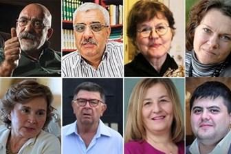 Tutuklu gazeteci ve yazarlar için imza kampanyası