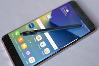Uçaklarda Samsung Galaxy Note 7 alarmı
