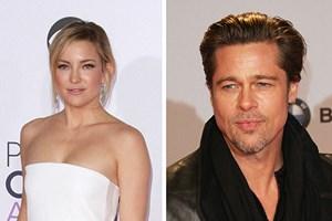 Brad Pitt için sıraya girdiler