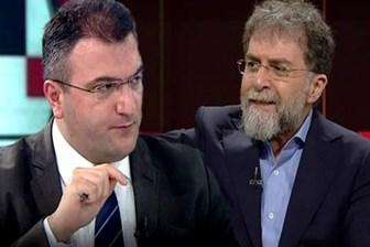 Cem Küçük'ten Ahmet Hakan'a ağır sözler: Ben, 'Taksim'e çık anır' desem anırır!
