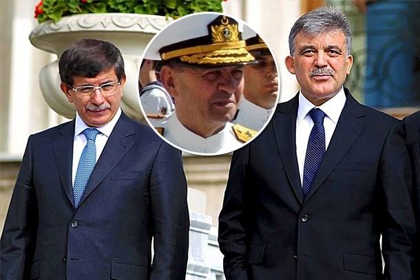 Eski Deniz Kuvvetleri Komutanı Özden Örnek konuştu: Gül ve Davutoğlu yargılanırsa şaşırmam!