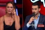 O Ses Türkiye yarışmasında bir ilk! Hülya Avşar telefona sarıldı ve...