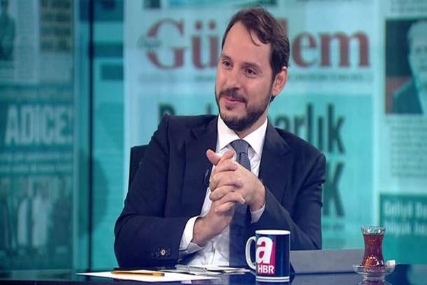 Berat Albayrak'tan dikkat çeken gazeteciler günü paylaşımı!