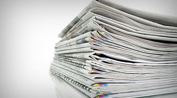 Günün Gazete Manşetleri 12 Ocak 2017