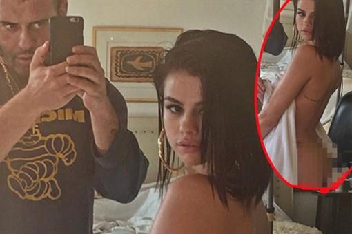 Selena Gomez'in 'Güzel ve Çirkin' fotoğrafı