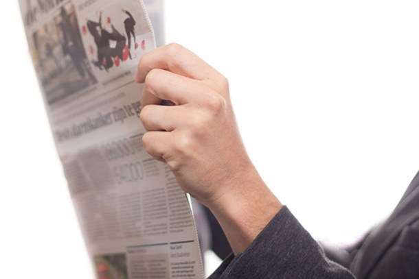 O gazete yayınına son verdi!