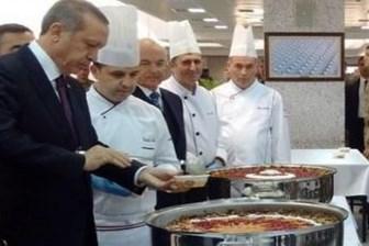 O yemek programının 'fikir babası' Cumhurbaşkanı Erdoğan çıktı!