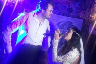 Tarık Akan'ın oğlu evliliğe 'evet' dedi!