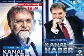 Melih Gökçek Ahmet Hakan'ın pozlarını analiz etti: Adam olmuşsun...