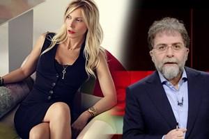 Ahmet Hakan'dan aşk bombası! Hangi sosyetik güzelle birlikte?