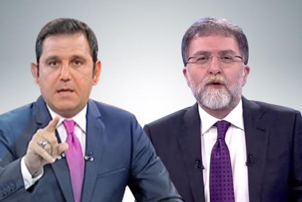 Anchorman'ler kapışıyor: Ahmet Hakan mı Fatih Portakal mı?