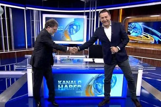 Ahmet Hakan Serdar Cebe'den görevi böyle devraldı!
