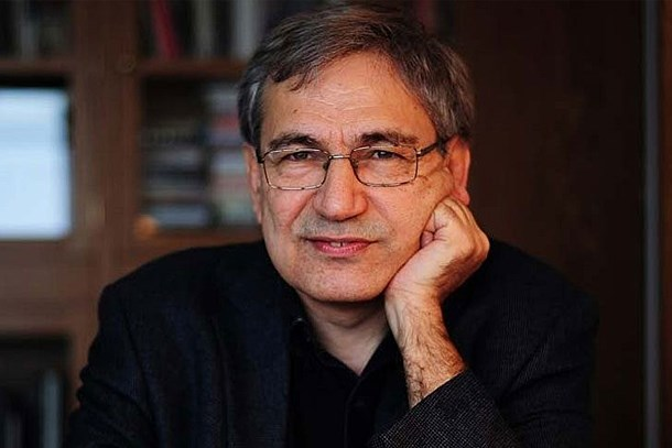 Orhan Pamuk'a İtalya'dan şeref doktorası!