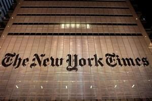 New York Times muhabirine Türkiye'ye girişine izin verilmedi