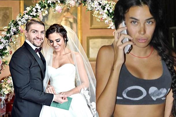 Asena Atalay'dan Caner Erkin'e düğün hediyesi şoku!