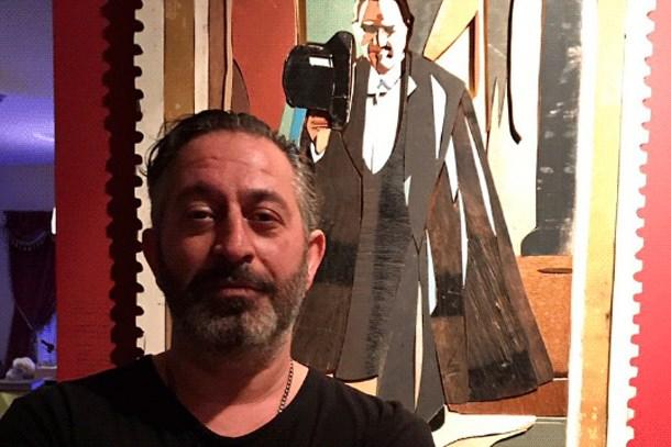 Cem Yılmaz'dan dikkat çeken Atatürk paylaşımı: 'Ben buradayım'
