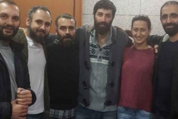 24 gündür gözaltında olan 6 gazeteci hakkında karar verildi!