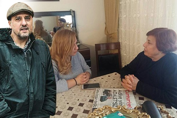 Ahmet Şık'ın annesi konuştu: Oğlum bir kitap yazıyordu...