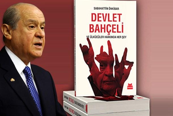 Devlet Bahçeli o kitabı mahkeme kararıyla toplattı!