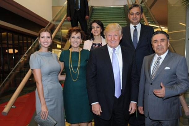 Trump'un yemin törenine Aydın Doğan neden katılmadı?