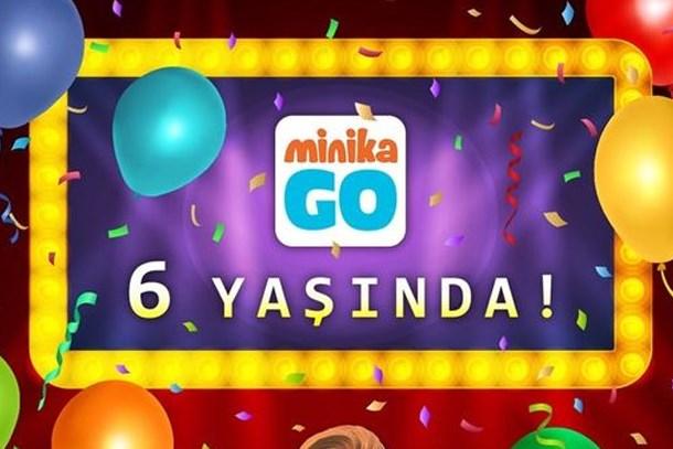 minika ÇOCUK 5., minikaGO 6. yaşını kutladı!