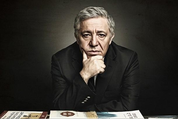 Zülfü Livaneli'nin 'Huzursuzluk' romanının afişlerine 'OHAL' kısıtlaması!
