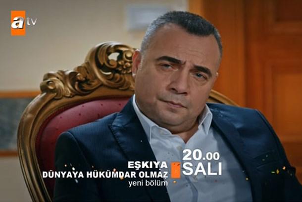 Eşkıya Dünyaya Hükümdar Olmaz'ın yeni bölüm fragmanı yayınlandı!