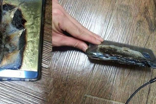 İşte Galaxy Note7'nin patlama nedeni!
