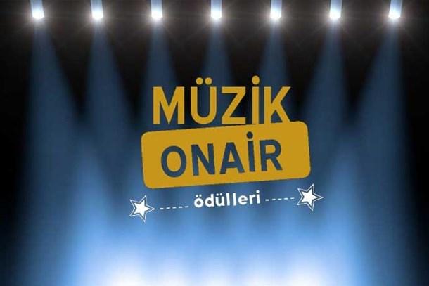 Müzik Onair Ödülleri'nde ödül kazanan isimler belli oldu!