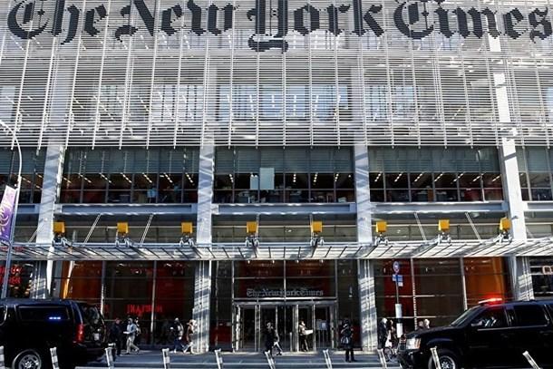 New York Times'ın tweet'i kriz yarattı!