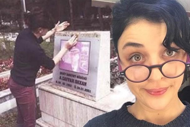 Gonca Vuslateri'den duygusal Gaffar Okkan paylaşımı!