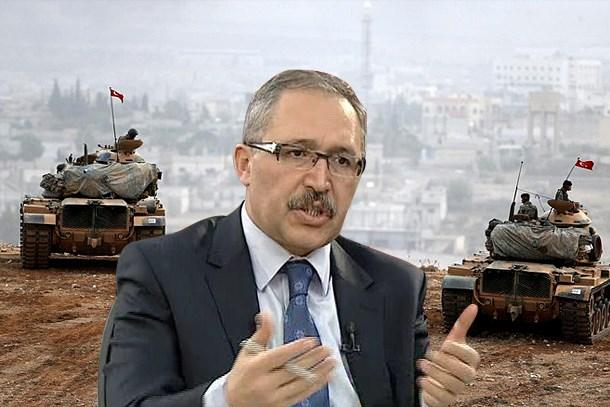 Abdülkadir Selvi'den Fırat Kalkanı Harekatı'yla ilgili bomba iddia!