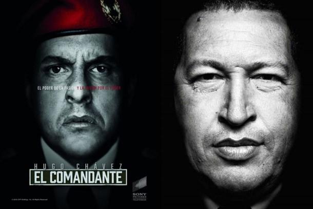 Hugo Chavez'in dizisi çekildi!