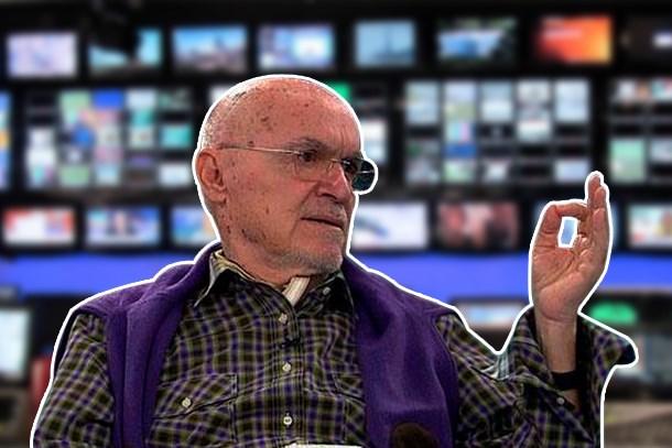 Hıncal Uluç haber kanallarının peşini bırakmıyor: Haberciliği öğreneceksiniz!