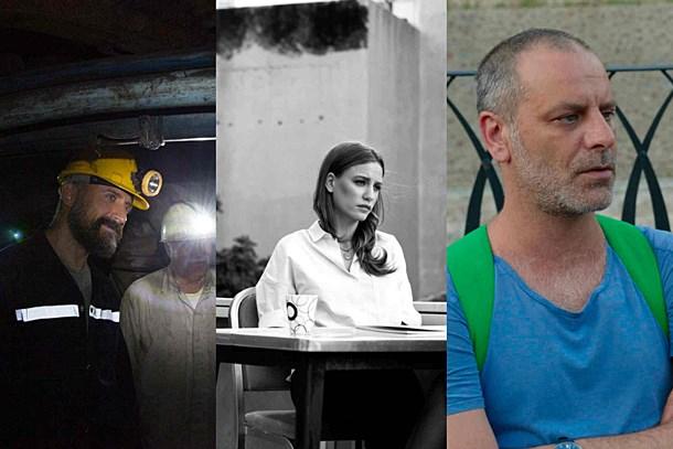 4 ünlü oyuncu hangi belgesel için bir araya geldi?