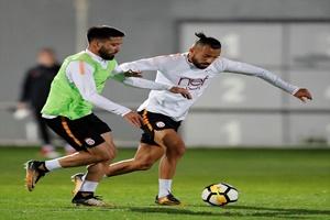 Galatasaray'da Atiker Konyaspor maçı hazırlıkları
